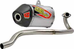 Pro Circuit T6 Full Exhaust Pipe System for KLX110 and KLX11L 2010-Present1
