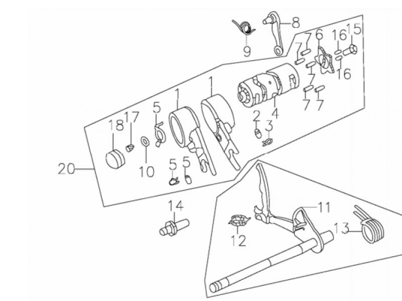 klx 110 wiring diagram kawasaki klx owner s manual page pdf oem ... baja shifter 90 wiring diagram  wiring diagram