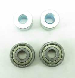 SSR 110 SR Swingarm bearing and collar set1