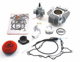 TBParts - 143cc Big Bore and VM26 Carb Kit <br> for DRZ110 & KLX1101