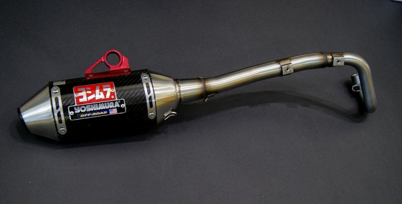 YOSHIMURA RS-2 SS Carbon For CRF50 - R-193000 - Exhaust ...