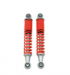 TBParts - Rear Shocks for Z50 K3-99 in red1